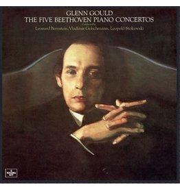 Glenn Gould - The Five Beethoven Piano Concertos
