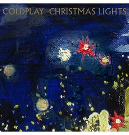 Coldplay - Christmas Lights (Blue Vinyl)