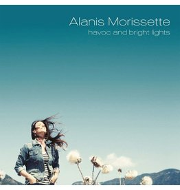 Alanis Morissette - Havoc & Bright Lights (Music On Vinyl) [Turquoise Vinyl]
