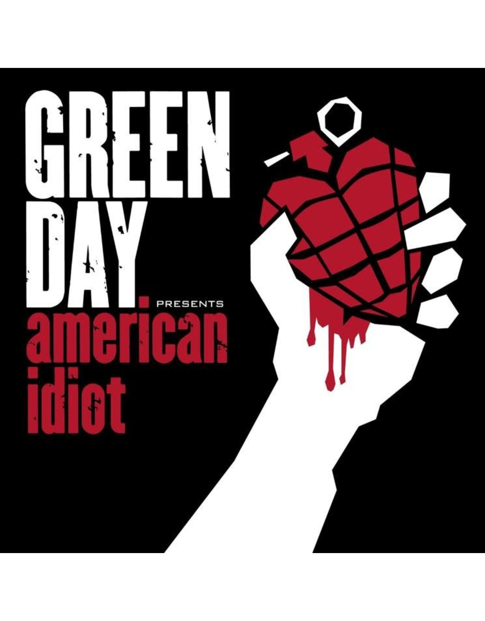 Green Day - American Idiot (Red Smoke Vinyl)