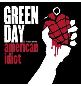 Green Day - American Idiot (Red Smoke Vinyl)