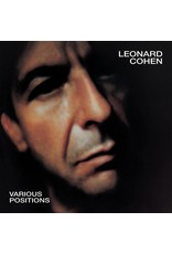 Leonard Cohen - Various Positions (Music On Vinyl)