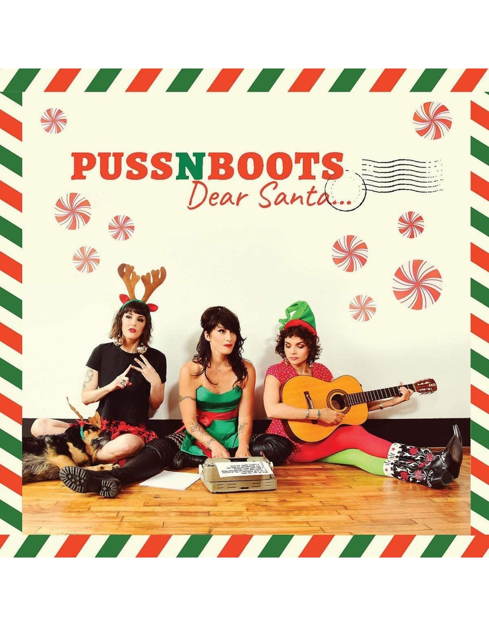 Puss N Boots - Dear Santa... EP