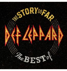 Def Leppard - Best of Def Leppard: The Story So Far