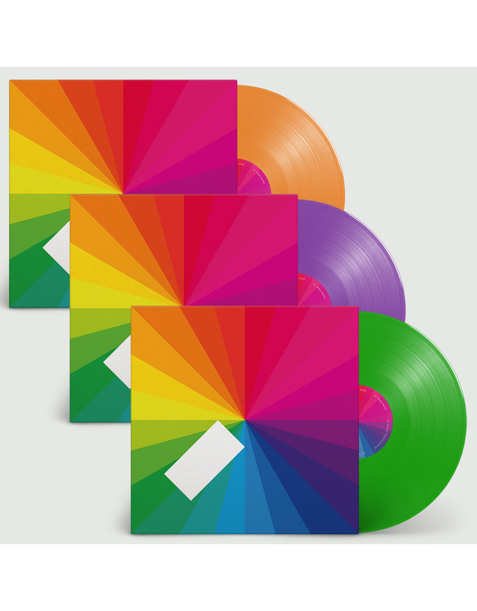 Jamie XX - In Colour (Exclusive Colour Vinyl)