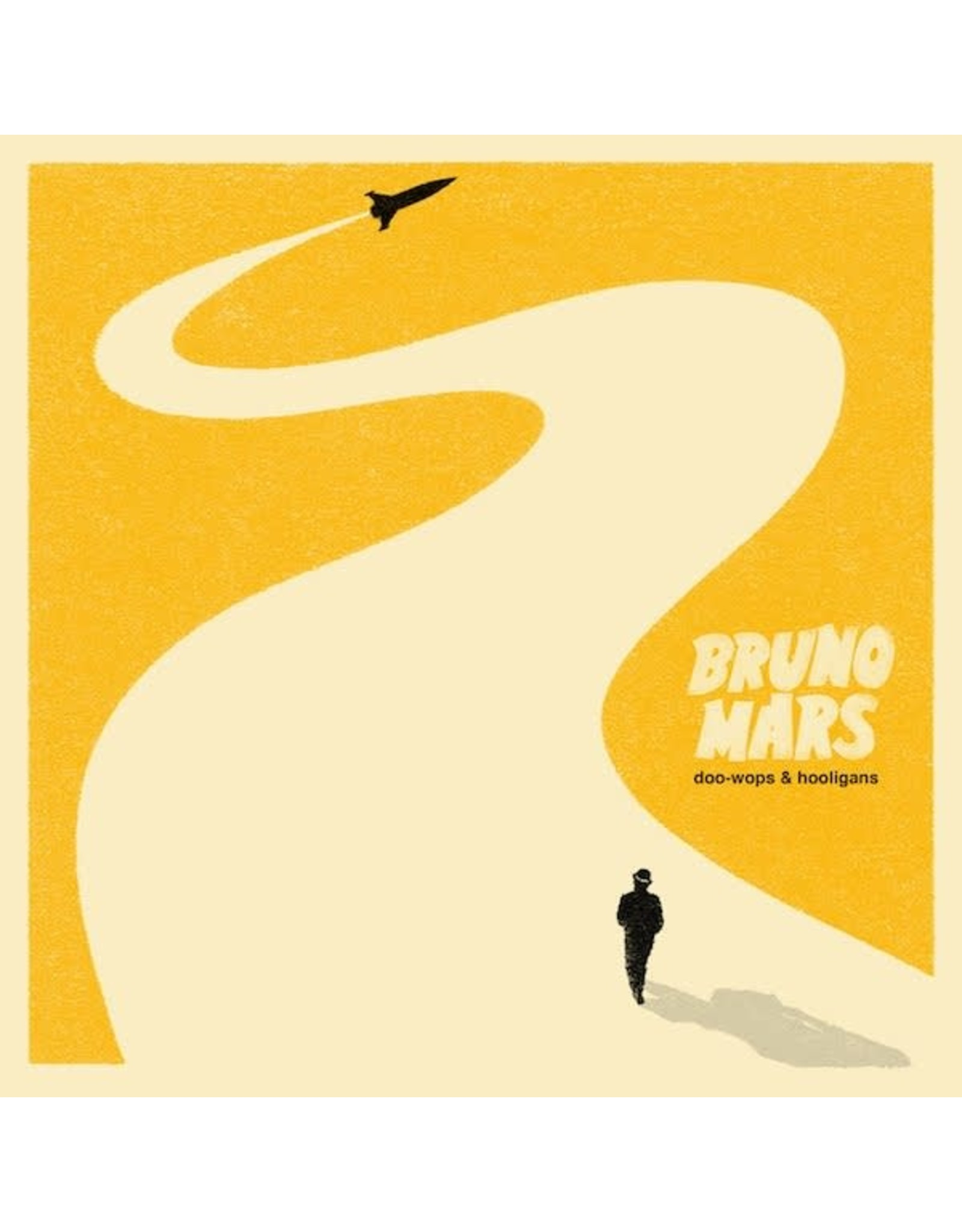 Bruno Mars - Doo Wops & Hooligans (10th Anniversary) [Orange Vinyl]