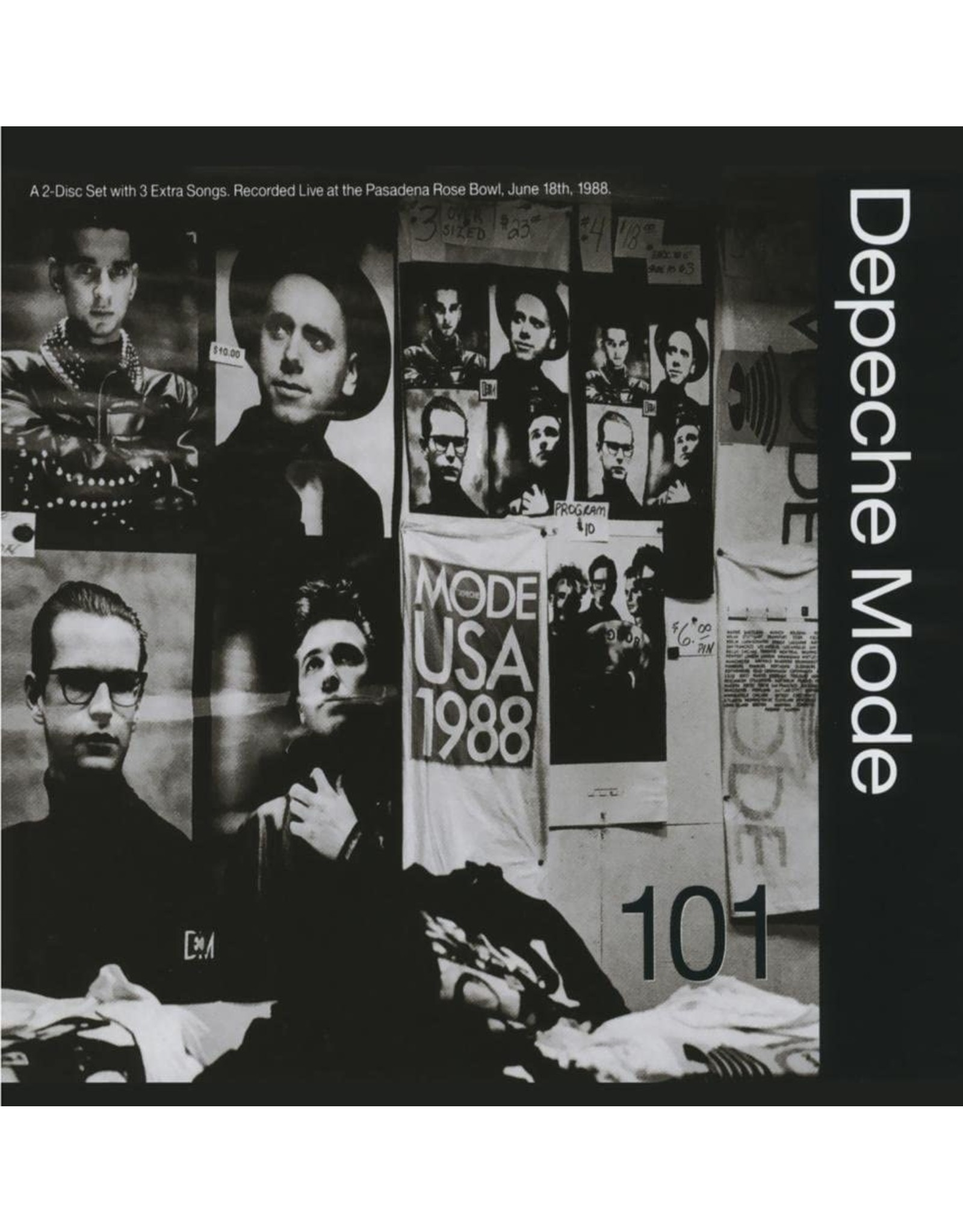 Depeche Mode - 101 (Greatest Hits Live '89)