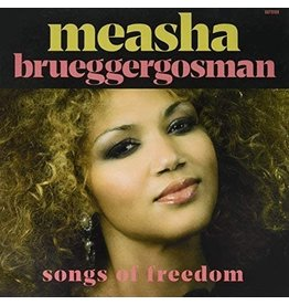 Measha Brueggergrosman - Songs Of Freedom