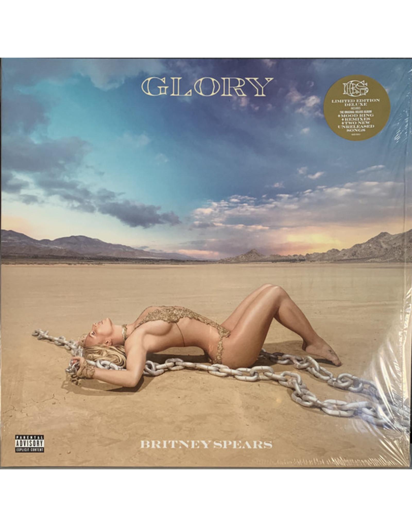 Britney Spears - Glory (2020 Version) [White Vinyl]