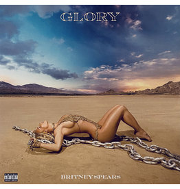 Britney Spears - Glory (2020 Version) [White Vinyl]