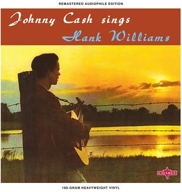 Johnny Cash - Johnny Cash Sings Hank Williams (Half Speed Master) [Sunset Orange Vinyl]