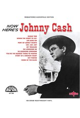 Johnny Cash - Now Here's Johnny Cash (Half Speed Master) [Red Vinyl]