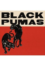 Black Pumas - Black Pumas (Deluxe Edition)  [Red / Gold Vinyl]