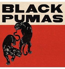 Black Pumas - Black Pumas (Deluxe Edition) [Red / Gold Vinyl]