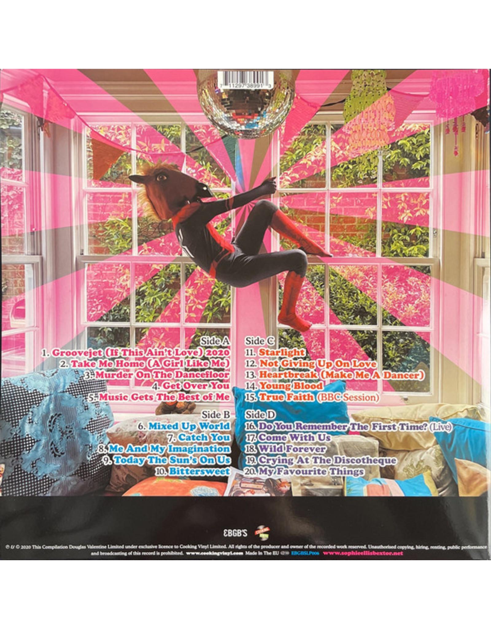 Sophie Ellis-Bextor - Songs From The Kitchen Disco (Blue Vinyl)