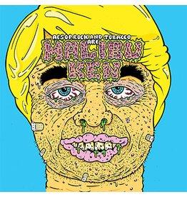 Malibu Ken (Aesop Rock / Tobacco) - Malibu Ken (Blue Vinyl)