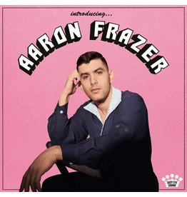 Aaron Frazer - Introducing... (Exclusive Pink Glass Vinyl)
