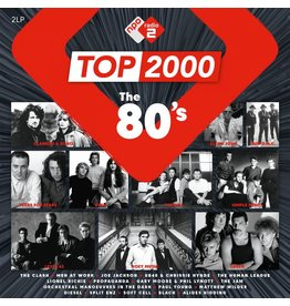 Various - NPO Radio 2 Top 2000: The 80s (Music On Vinyl) [Pink Vinyl]