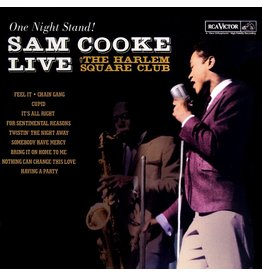 Sam Cooke - One Night Stand: Live at Harlem Square Club (Music On Vinyl)