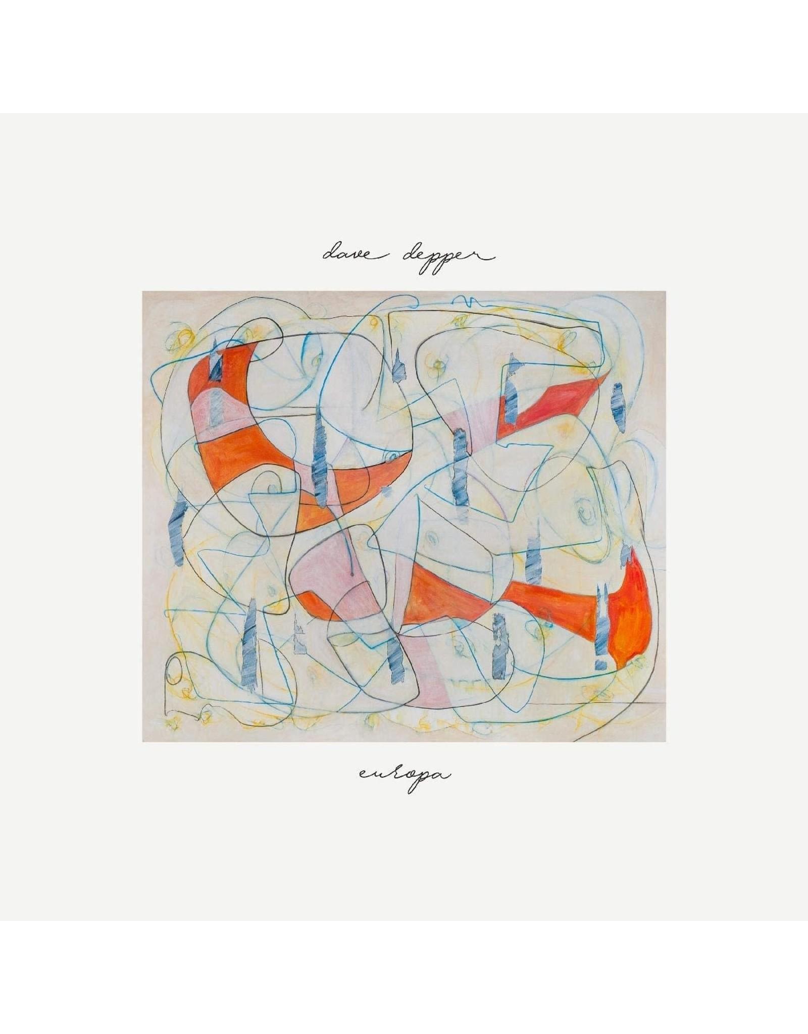 Dave Depper - Europa (Exclusive Light Blue Vinyl)