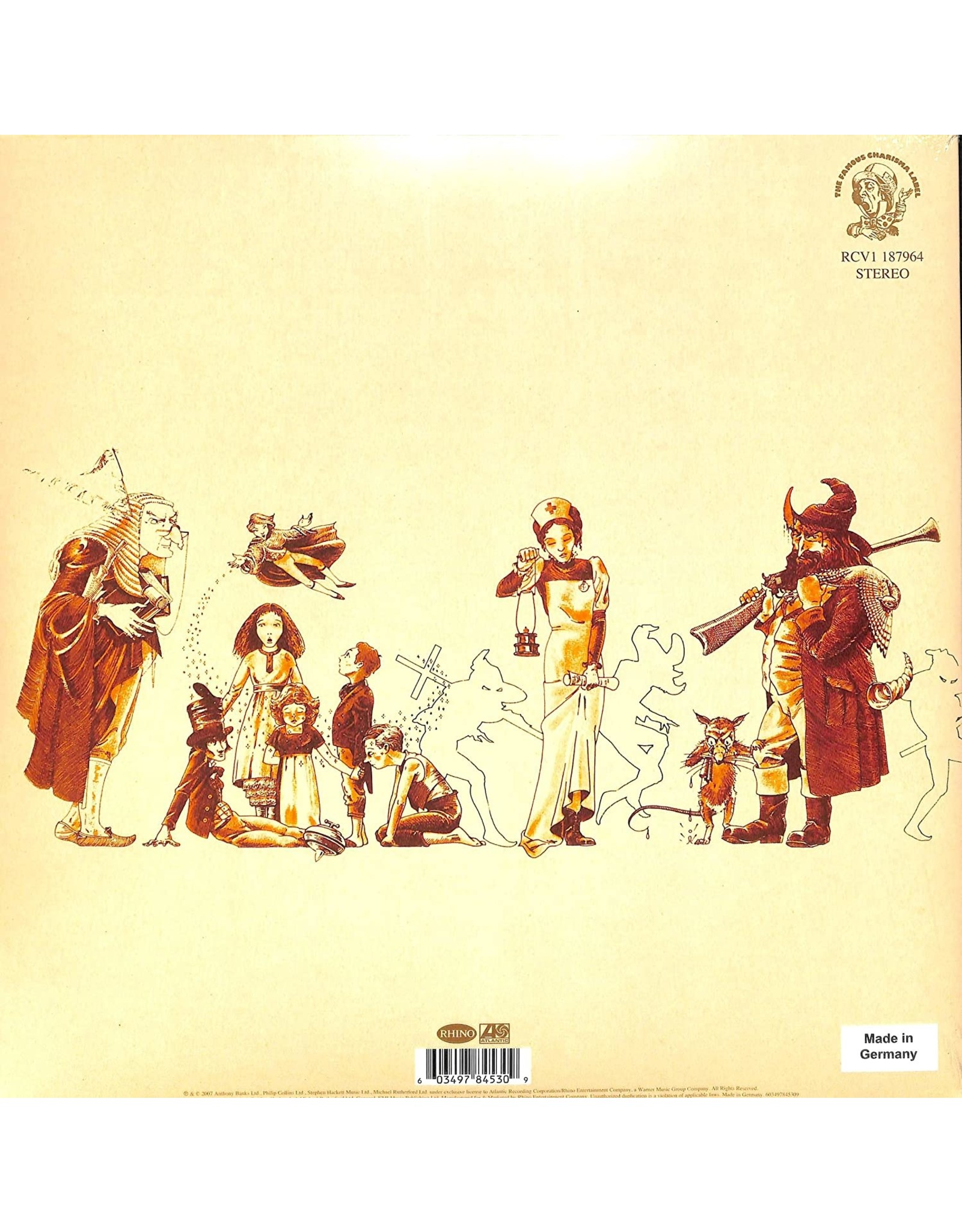 Genesis - A Trick Of The Tail (Exclusive Easter Yellow Vinyl)
