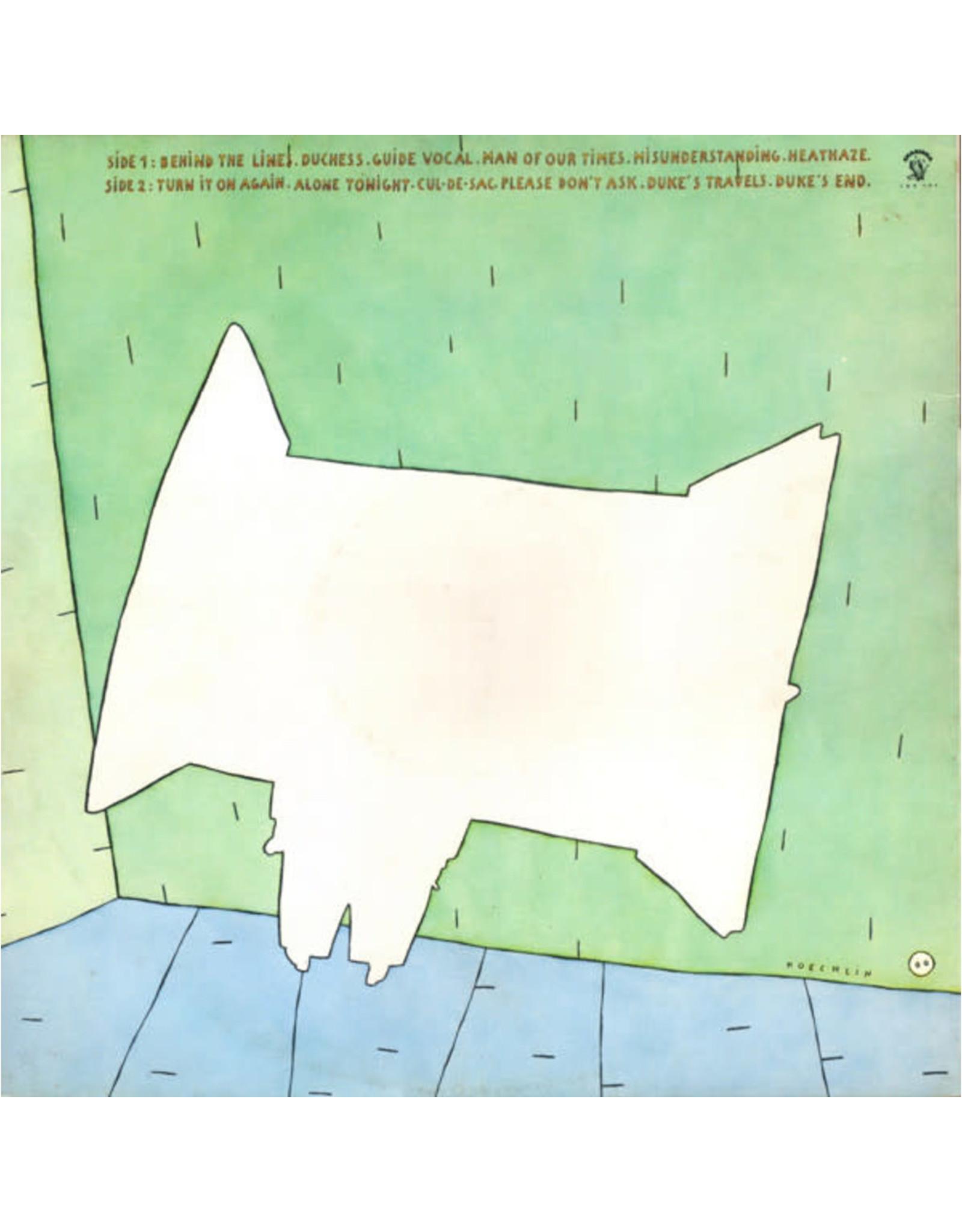 Genesis – Duke (Exclusive White Vinyl)