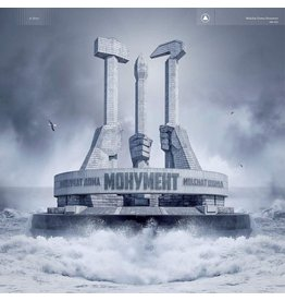 Molchat Doma - Monument (Exclusive Blue Vinyl)
