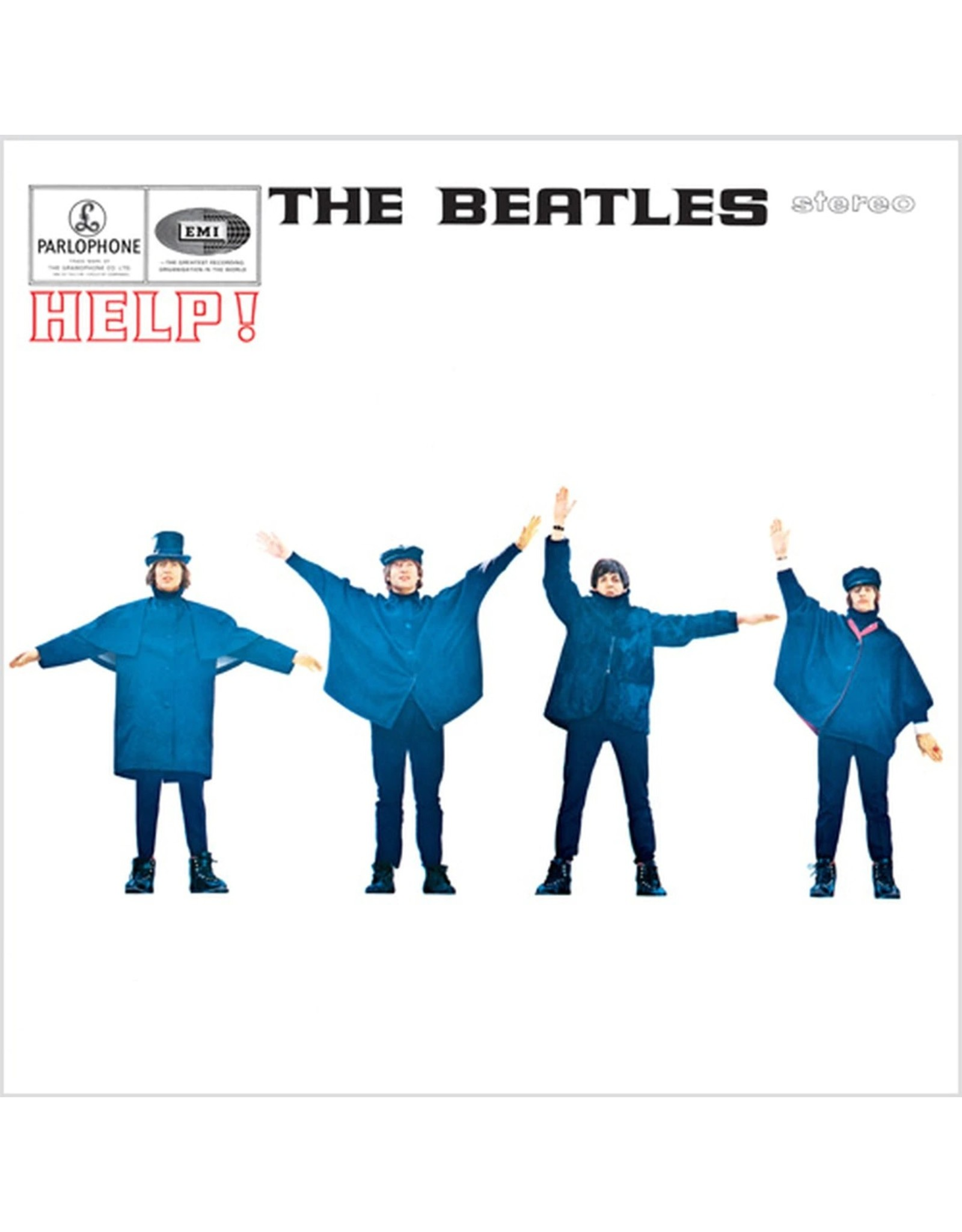 Beatles - Help (2009 Stereo Mix)