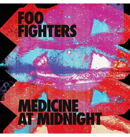 Foo Fighters - Medicine At Midnight (Exclusive Blue Vinyl)