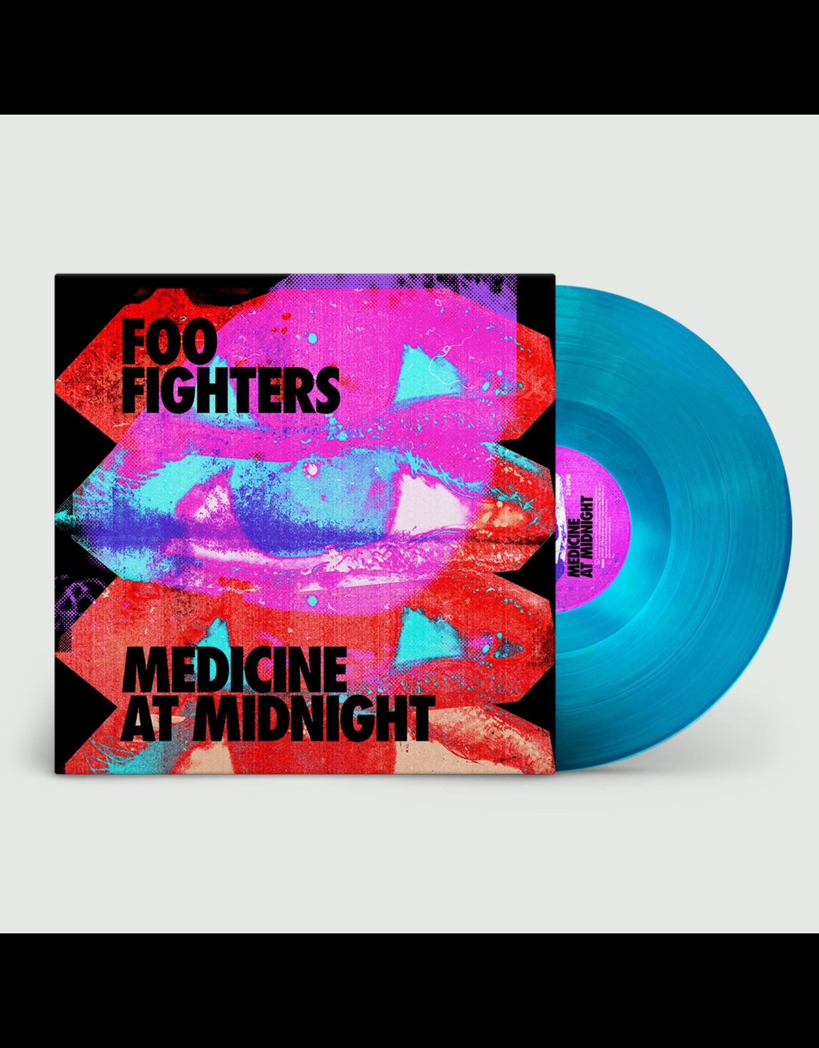 Foo Fighters - Medicine At Midnight (Exclusive Blue Vinyl)