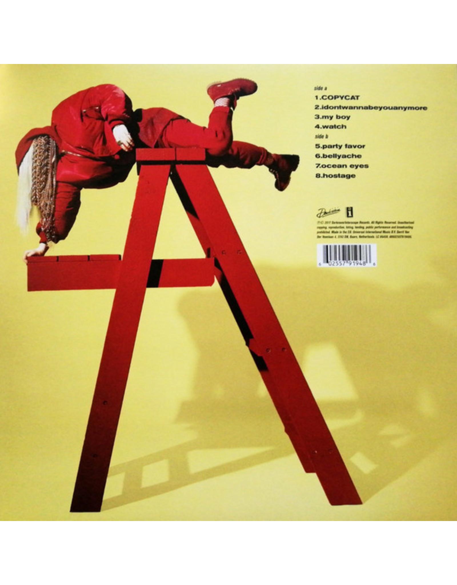 Billie Eilish - Don't Smile At Me (Red Vinyl)