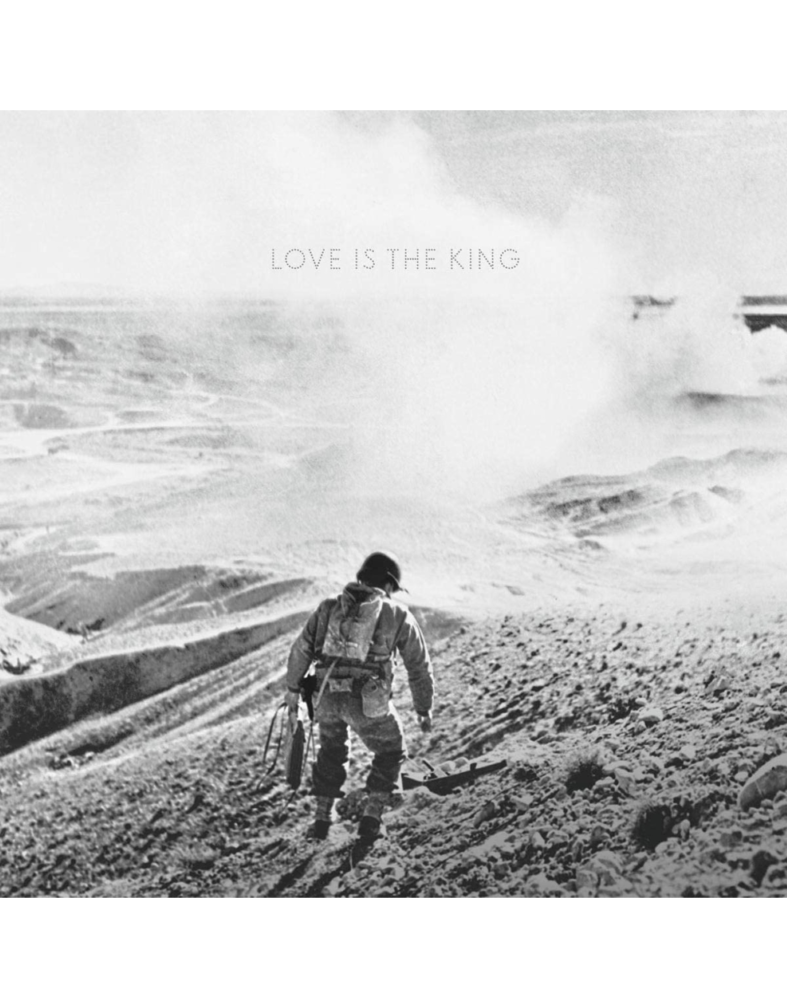 Jeff Tweedy - Love Is The King (Clear Vinyl)