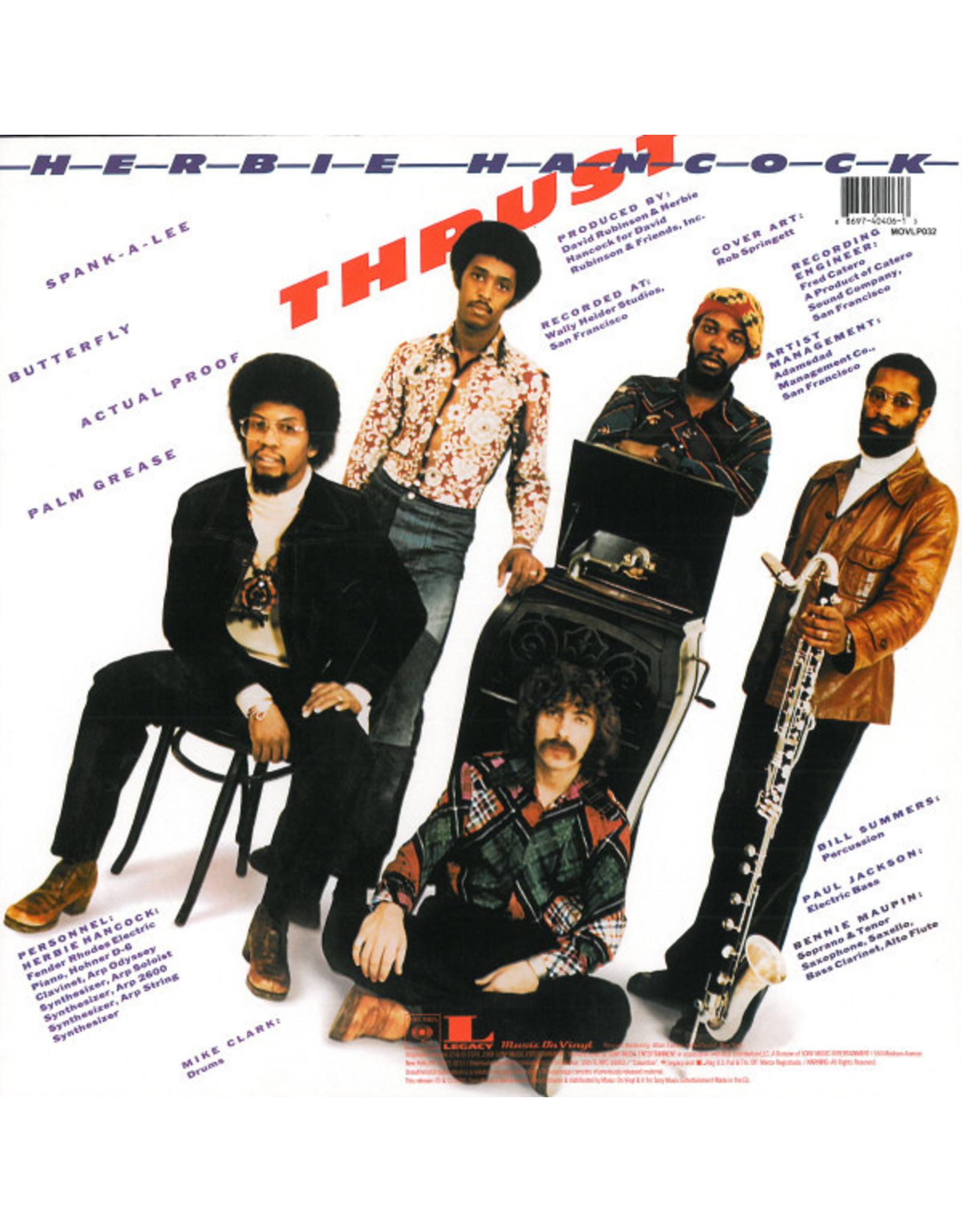 Herbie Hancock - Thrust (Music On Vinyl)