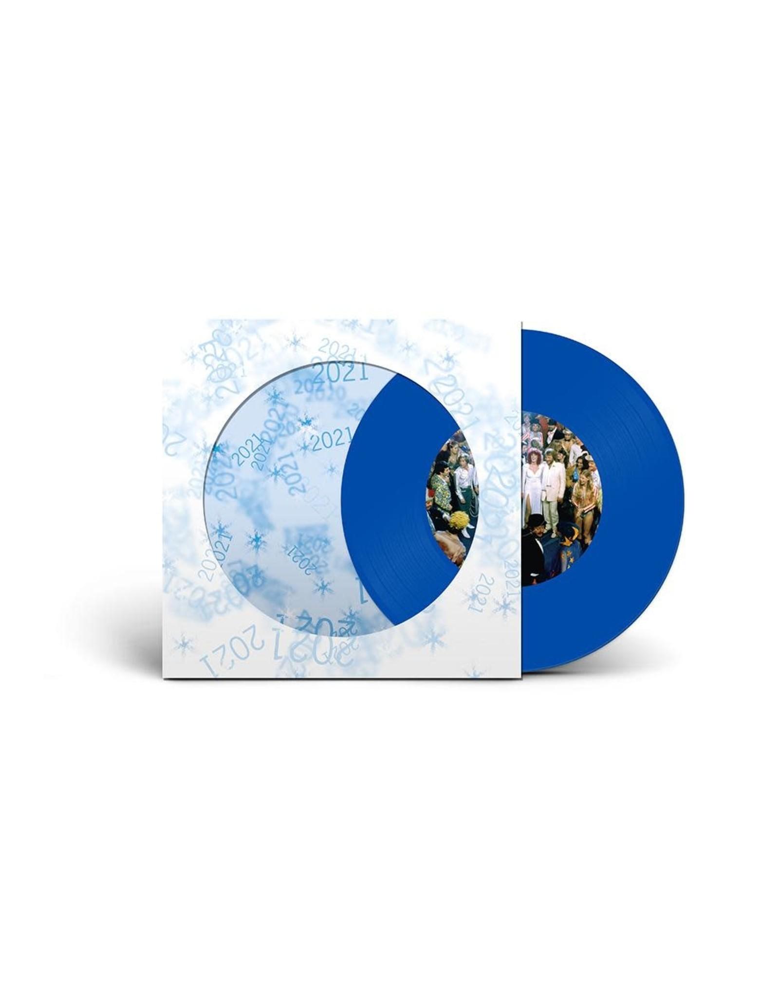 "ABBA - Happy New Year 2021 (7"" Single) [Blue Vinyl]"
