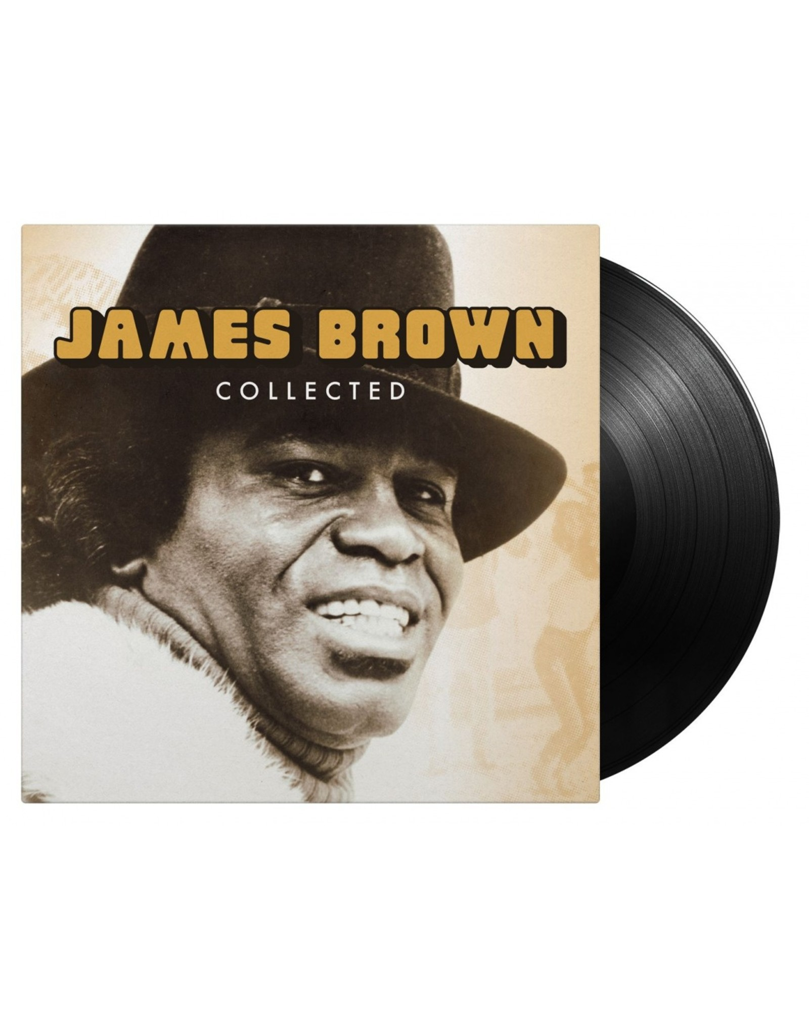 James Brown - Collected (Music On Vinyl) [Stone Cold Vinyl]