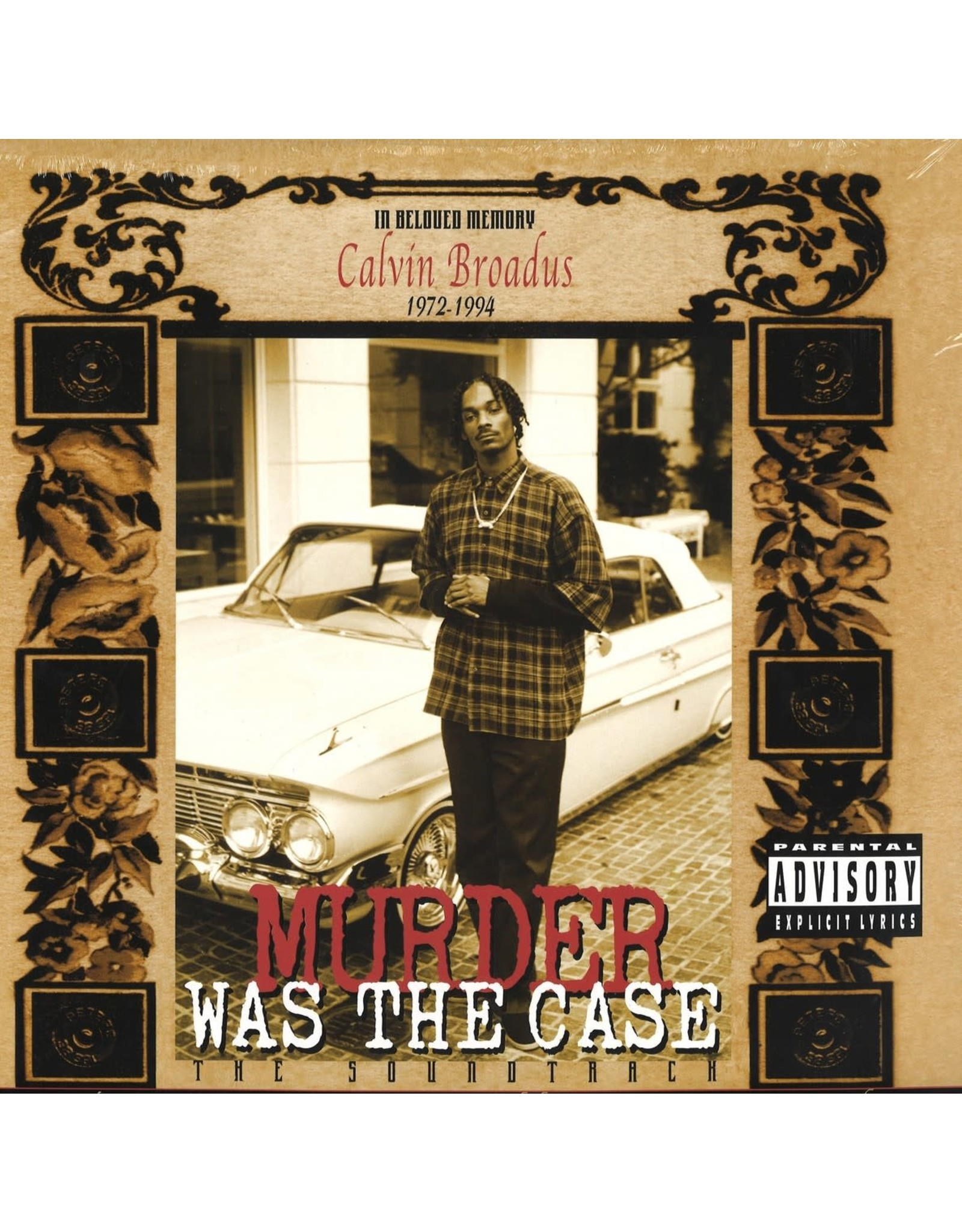 Various - Murder Was The Case (The Soundtrack)