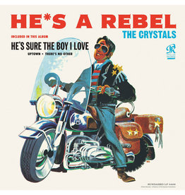 Crystals - He's A Rebel (Mono)