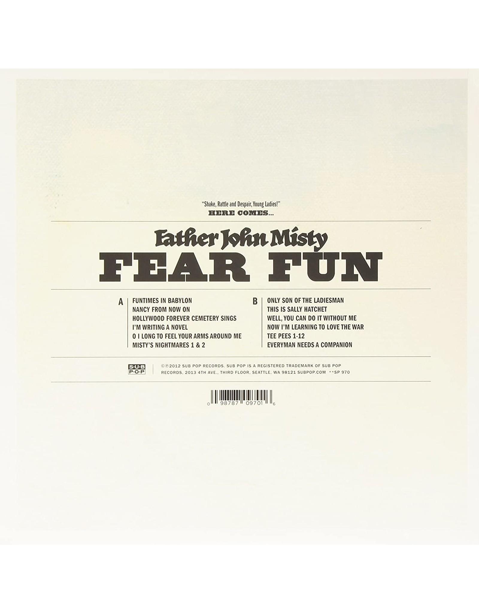 Father John Misty - Fear Fun