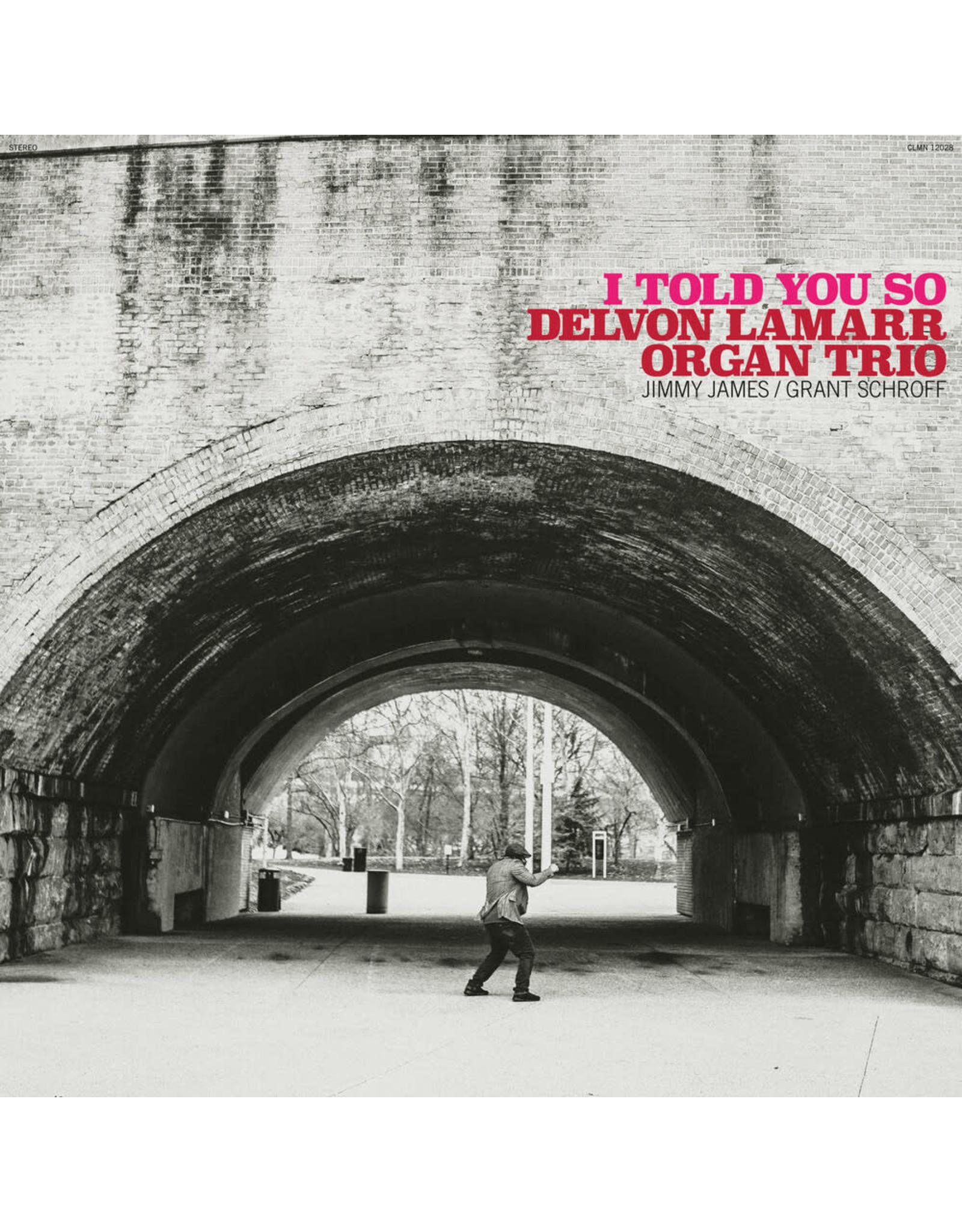 Delvon Lamarr Organ Trio - I Told You So
