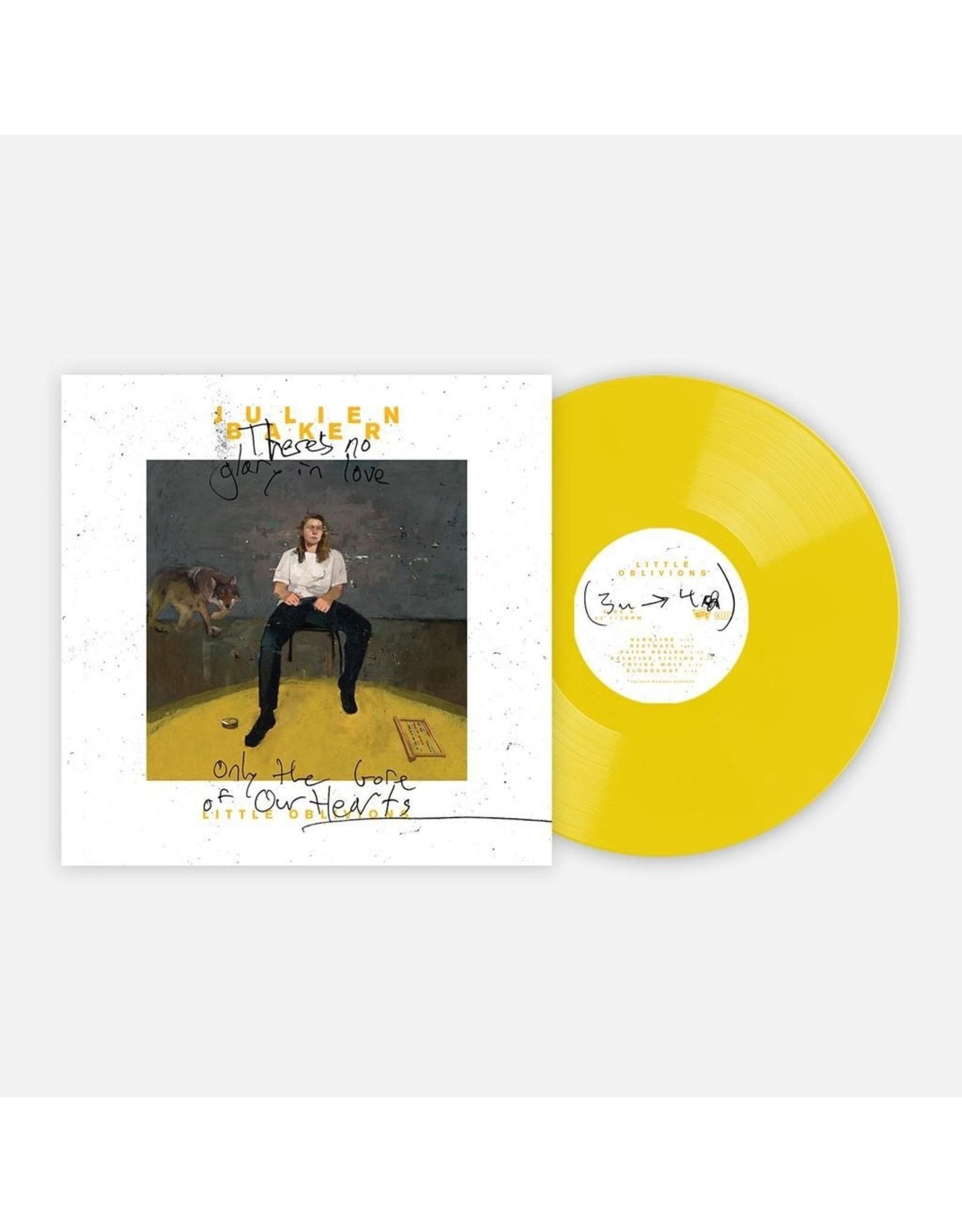 Julien Baker - Little Oblivions (Exclusive Golden Yellow Vinyl)