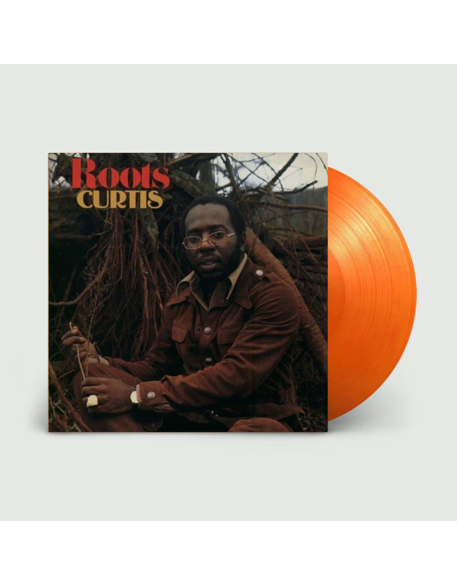 Curtis Mayfield - Roots (Neon Orange Vinyl)