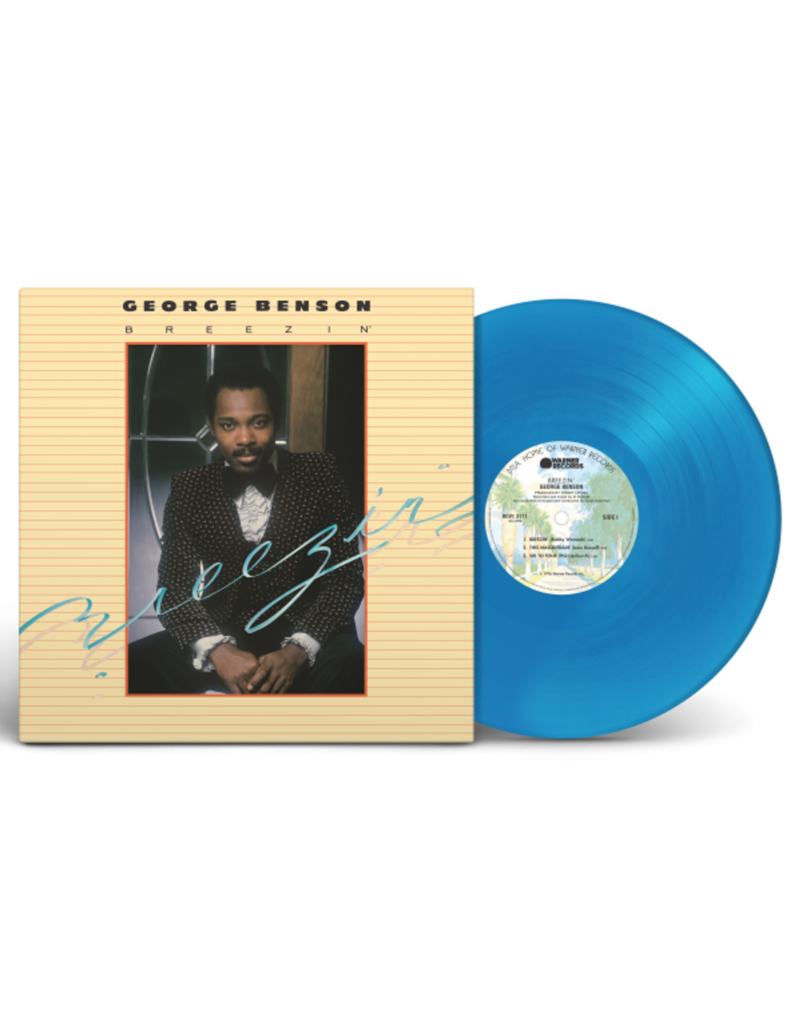 George Benson - Breezin' (Blue Vinyl)