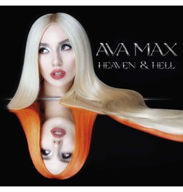 Ava Max - Heaven & Hell (Transparent Blue Vinyl)