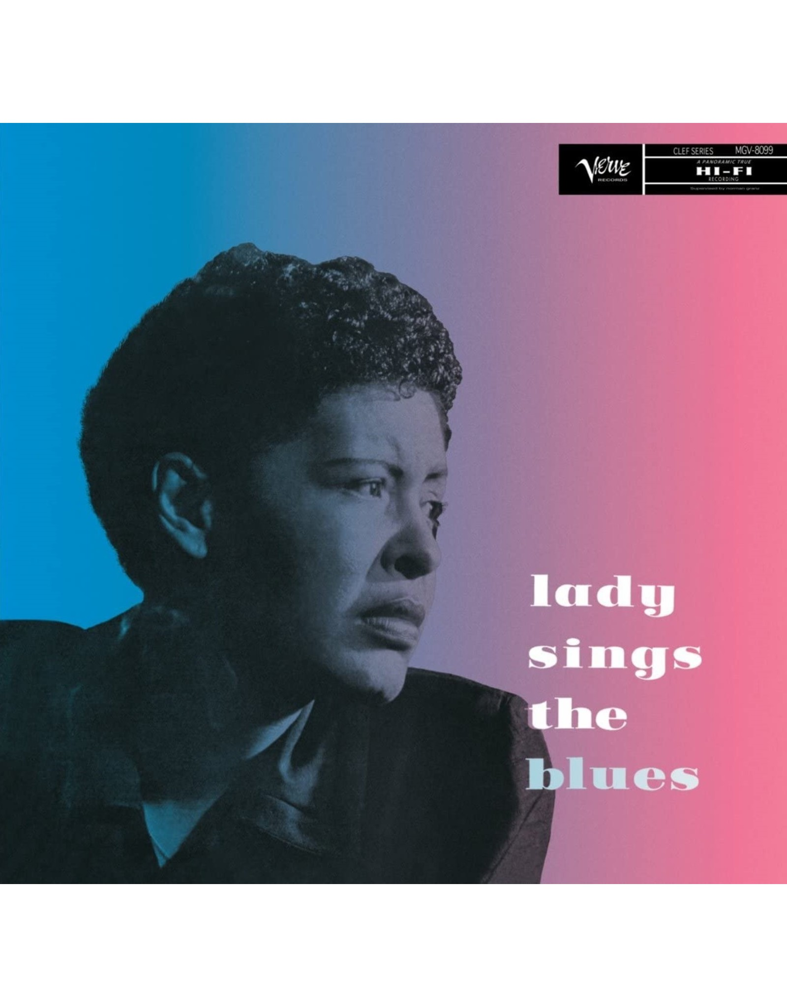 Billie Holiday - Lady Sings The Blues (Abbey Road Remaster)