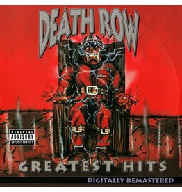 Various - Death Row Records Greatest Hits (Clear Vinyl)