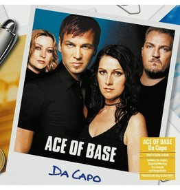 Ace of Base - Da Capo (Clear Vinyl)