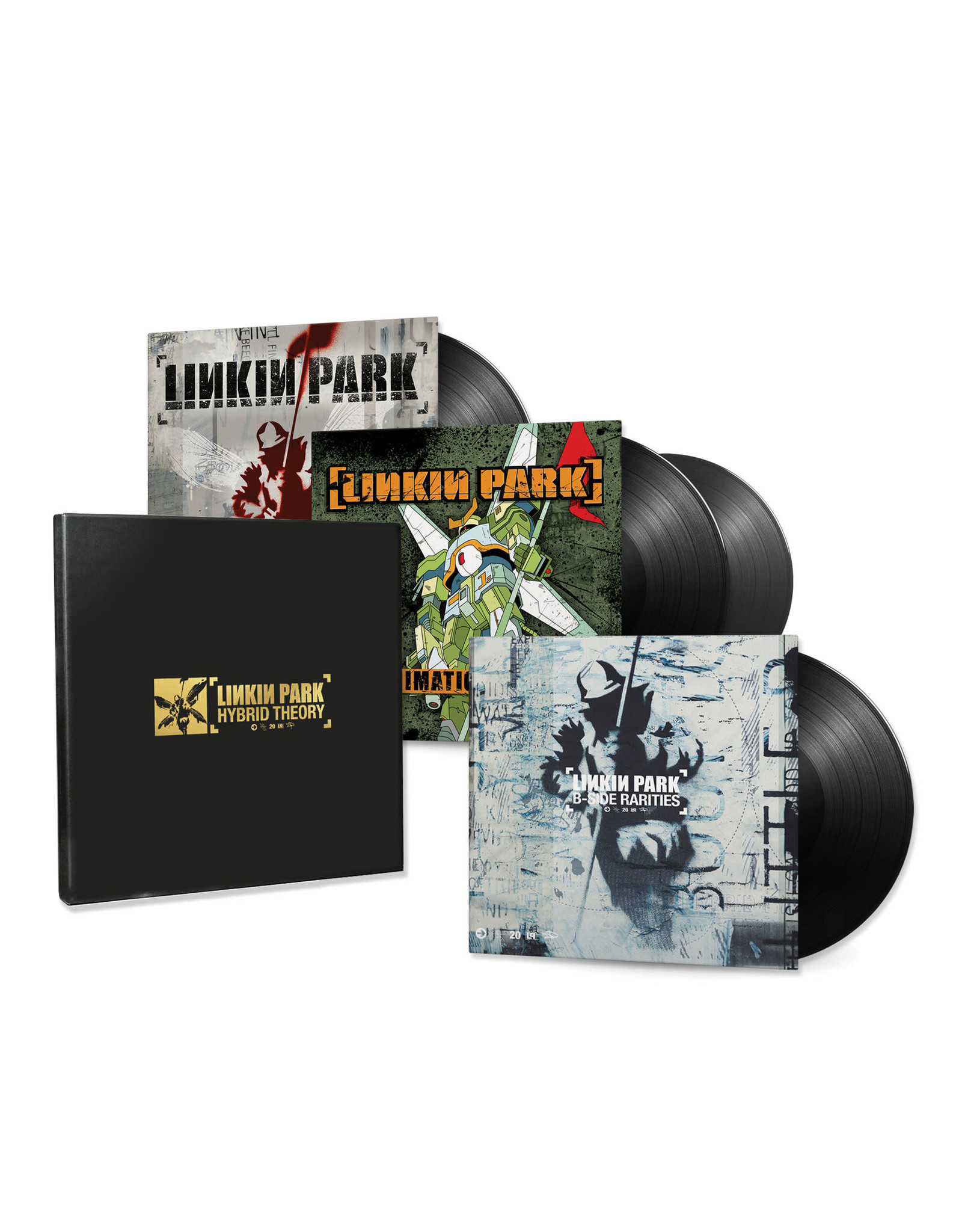 Linkin Park - Hybrid Theory (20th Anniversary Deluxe Edition)