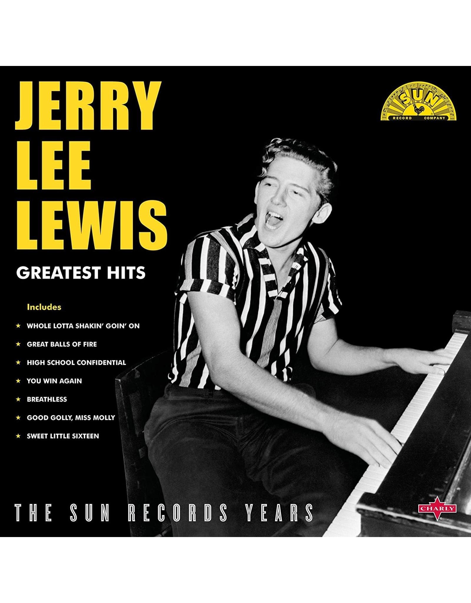 Jerry Lee Lewis - Greatest Hits (Half Speed Master) [Green Vinyl]