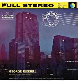 George Russell - New York, NY 1959 (Acoustic Sounds Series)