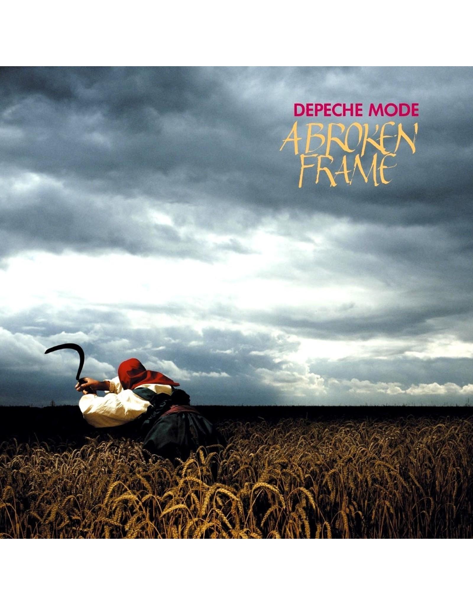 Depeche Mode - A Broken Frame